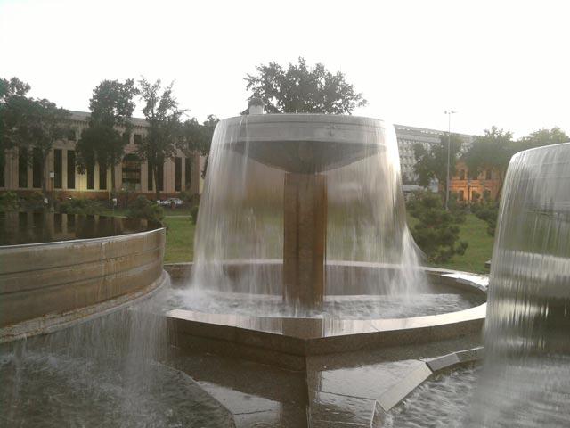 купол фонтана