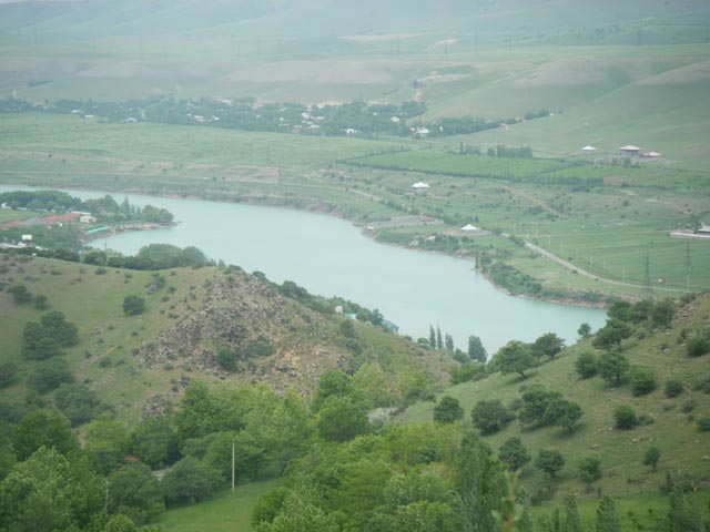 Река Чирчик