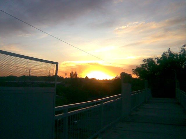 Суперский закат