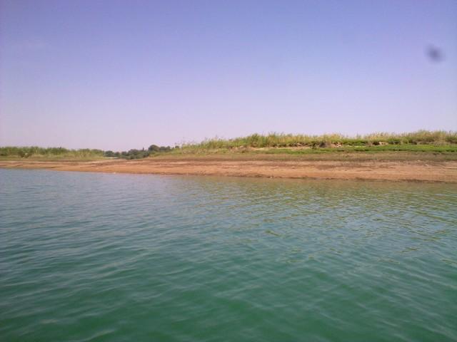 вода и берег