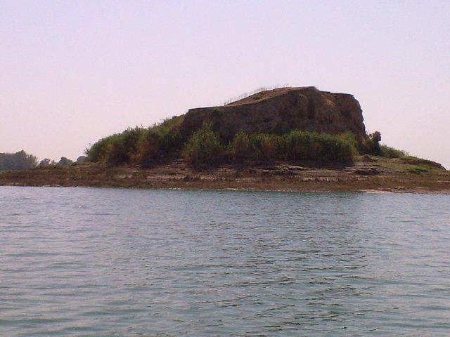 Остров уже близко