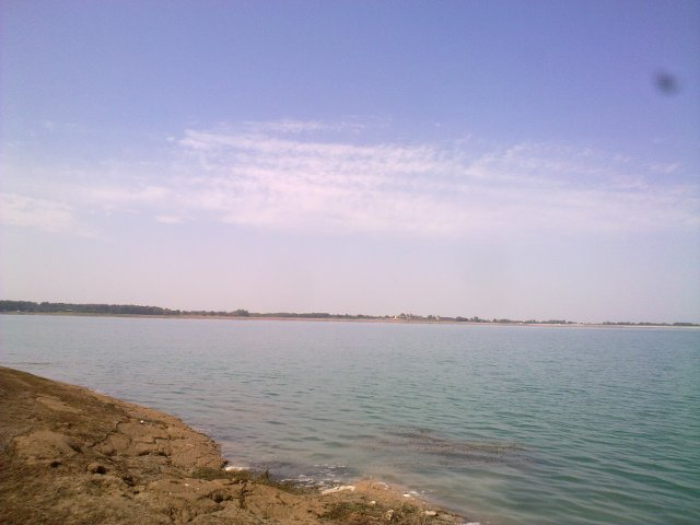 Вид на море с острова