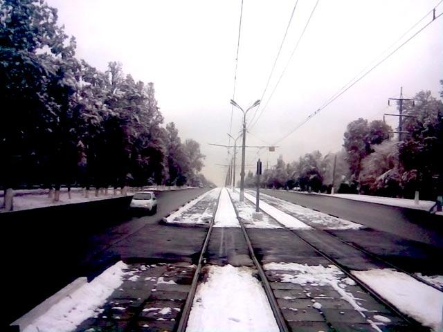 Трамвайная дорога