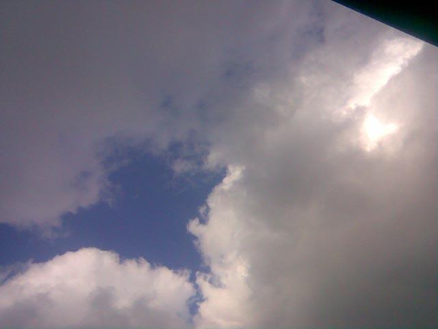 Большие облака