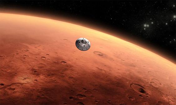 Посадка Curiosity на Марс: утром 6 августа в прямом эфире