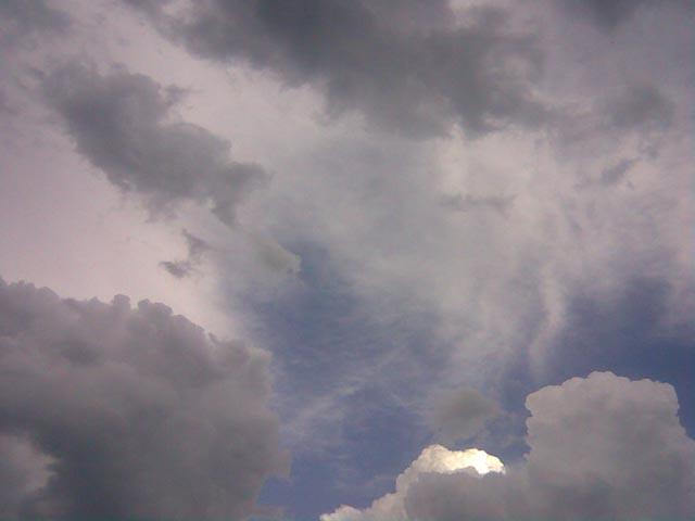 Отличные облака