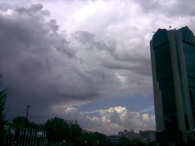 Невероятное небо