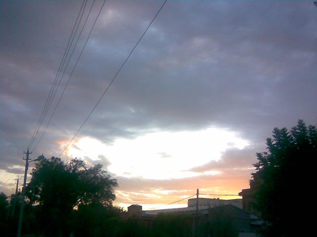 Отличное небо