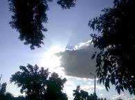 просто небо