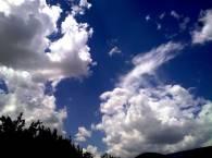 Невероятно красивые облака