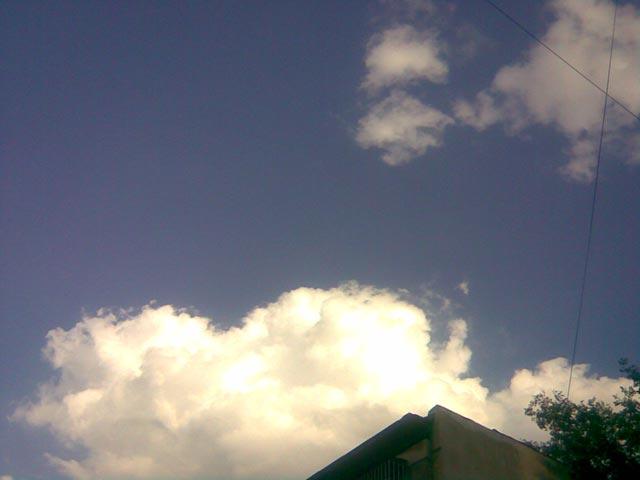 Огромное облако