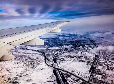 фотография полета